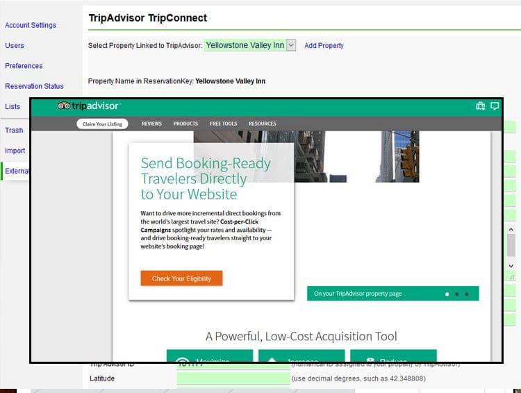 Tripadvisor Tripconnect